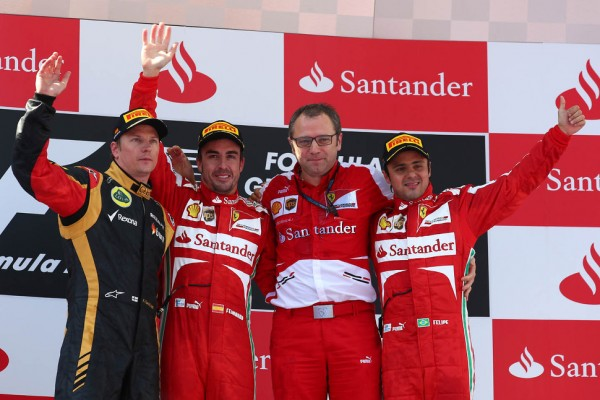 F1 Confidential James Parrish Santander F1 Employee Engagement