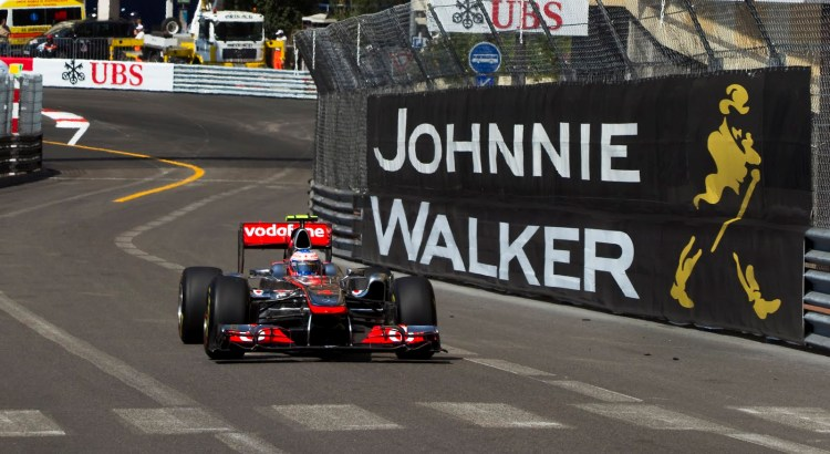 F1 Confidential Johnnie Walker Monaco